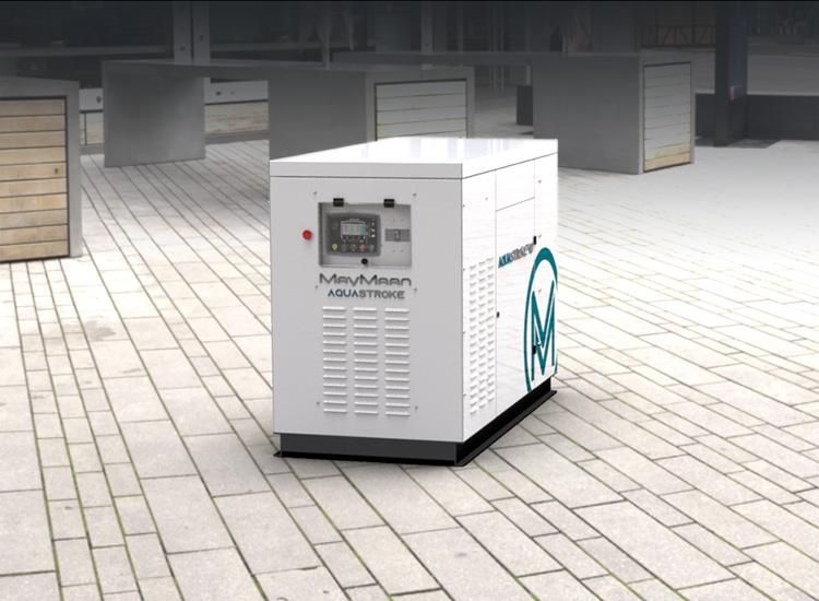 AquaStroke Generators- Clean Technology - Maymaan