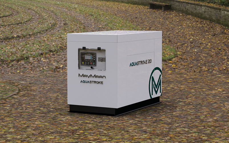 AquaStroke Generator 20 - Clean Technology - Maymaan